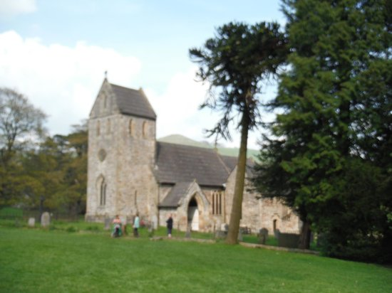 YHA Ilam Hall : Church