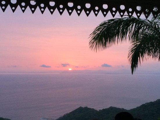 Villa Caletas: The most amazing sunsets