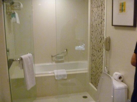 Grand Sukhumvit Hotel Bangkok: Bathroom.