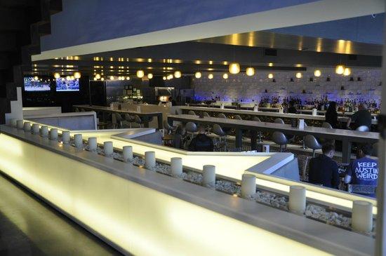 Radisson Blu Aqua Hotel: Italian restaurant on-site