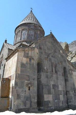 The Monastery of Geghard: Outside