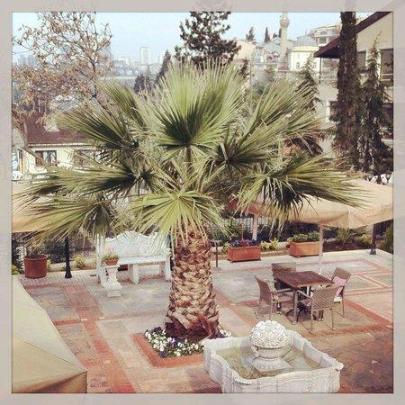 Symbola Bosphorus: Garden