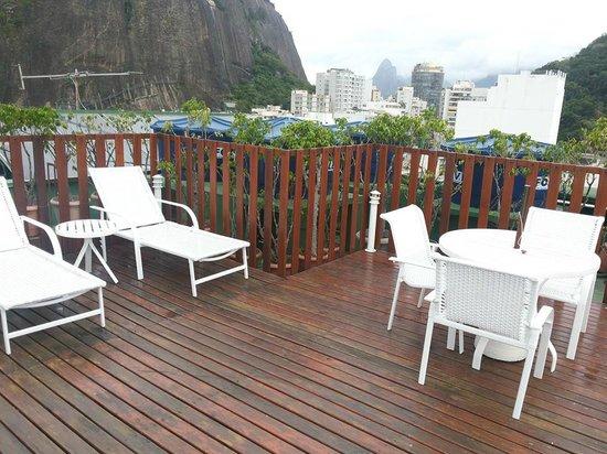 Augusto's Copacabana Hotel: Cobertura