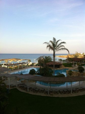 Capo Bay Hotel : View from room