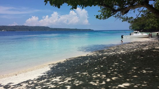 Isla Reta Beach Resort: Isla Reta safety  assistance