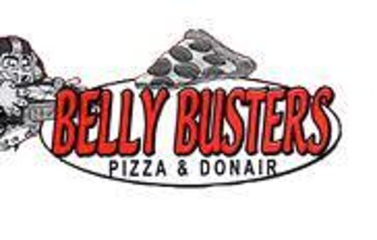 Belly Busters Pizza And Donair