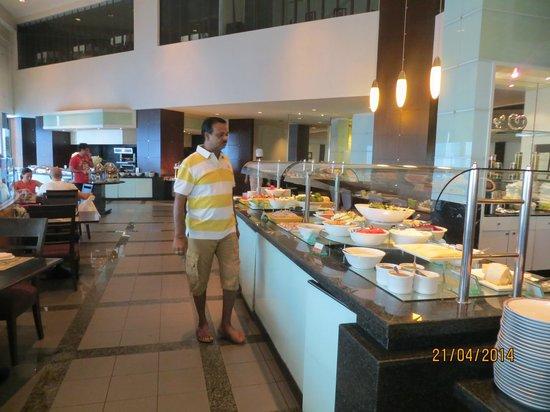 Amari Watergate Bangkok: Breakfast