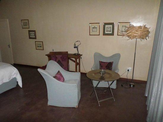 Ufumene Game Lodge: Guest Room