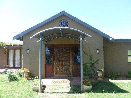 Ufumene Game Lodge: Welcome to the Lodge