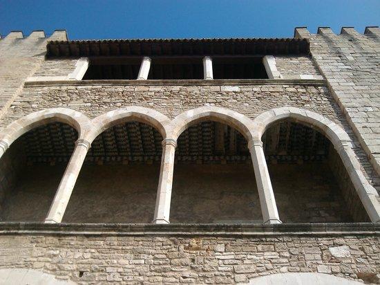 Palau de l'Almudaina: Balcón del despacho del Rey