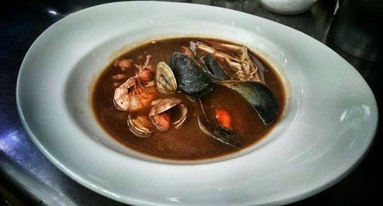 Restaurant America : Fish soup