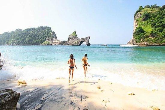 Nusa Penida Most Beautiful Beach Picture Of Newbali Ubud