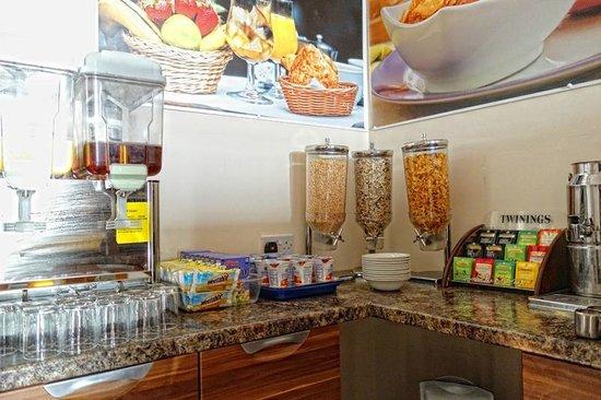 Ellan Vannin Hotel : Breakfast