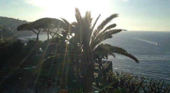 Grand Hotel Ambasciatori: View from room 720