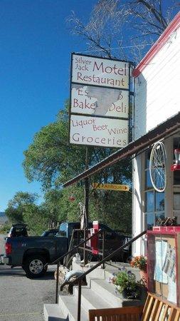 Silver Jack Inn: Electrolux Cafe