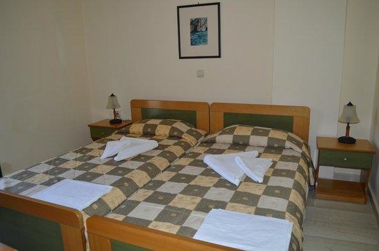 Erodios Apartments: apartment No 23 bedroom