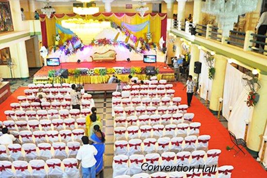 Hotel Yasodha Towers: Function Hall