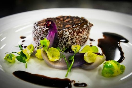 Notesjo Hotel : Restaurant
