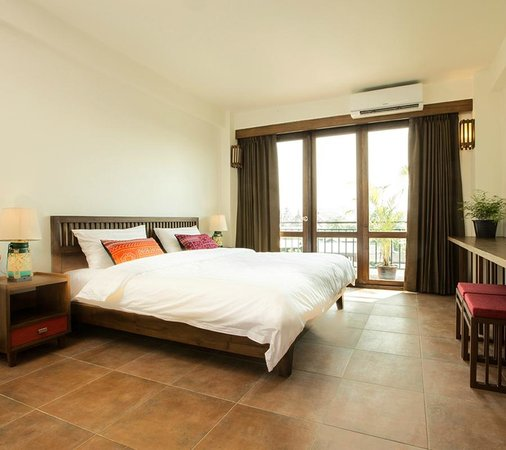 Green Tiger Vegetarian House : Superior Double/Twin Room