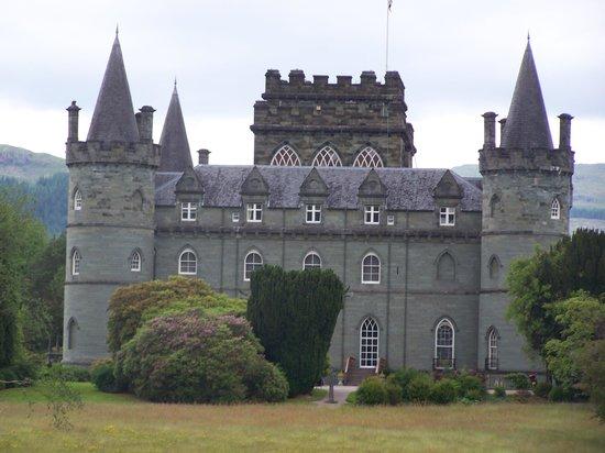 Inveraray Castle: castle