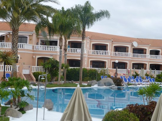 Sol Sun Beach Apartamentos: Flotte leiligheter.E-5-5 til E-5-9