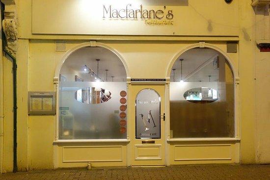 Macfarlanes: The facade