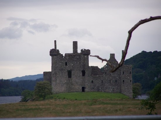 Kilchurn Castle: castle