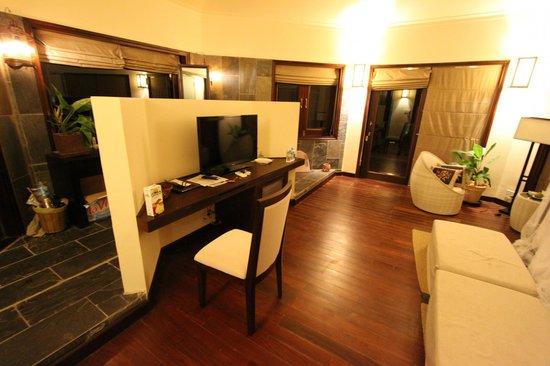 Poshanu Resort : Double room