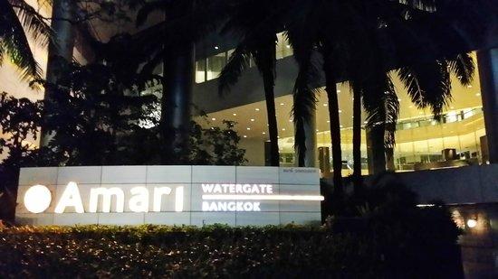 Amari Watergate Bangkok : Hotel Exterior