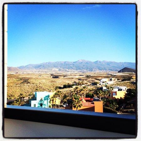 Hotel  Arenas del Mar: Mountain view