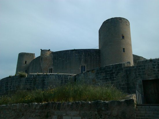 Castell de Bellver: Castillo de Bellver