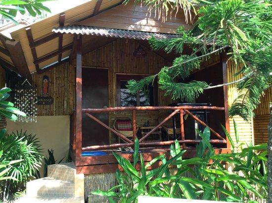 Baan Sukreep - Zen Garden Cottages : bungalow