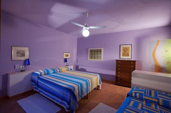 Casa Solaria: zona notte stanze del vento