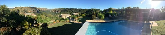 The Gorge Private Game Lodge & Spa : A view wherever you are
