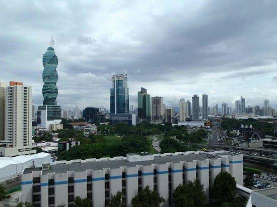 Hard Rock Hotel Panama Megapolis: La vista de panama desde hard rock megapolis.
