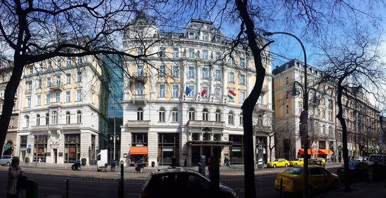 Corinthia Hotel Budapest: Hotel