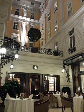 Corinthia Hotel Budapest : Hotel