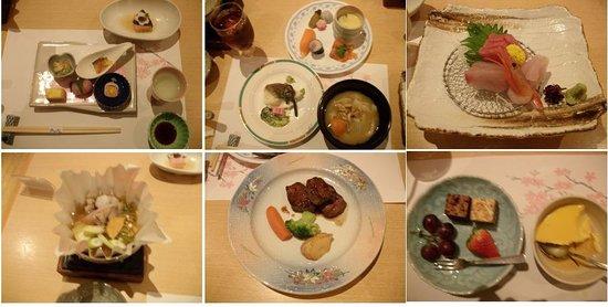 Lake Land Hotel Mizunosato: 夕食