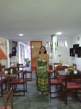 Aju Hostel e Pousada: Restaurante