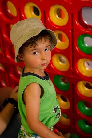 Wellness & Aparthotel Taxerhof: tolles Kinderspielzimmer für Groß & Klein