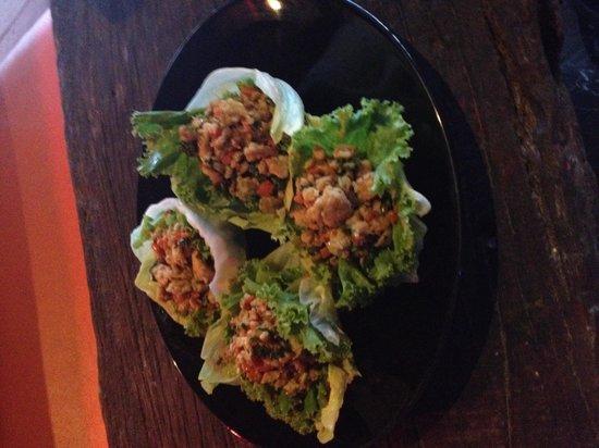 Skyla's Beach House : Best food