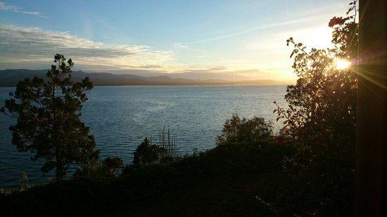 Bungalows San Isidro: Vista al amanecer