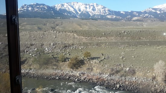 BEST WESTERN PLUS By Mammoth Hot Springs: Room with a view