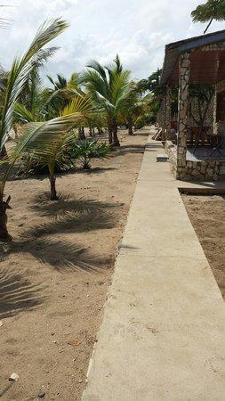 Cabo Ledo: Resort doce mar