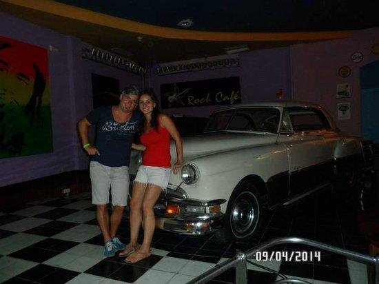 Iberostar Dominicana Hotel: El Rock cafe