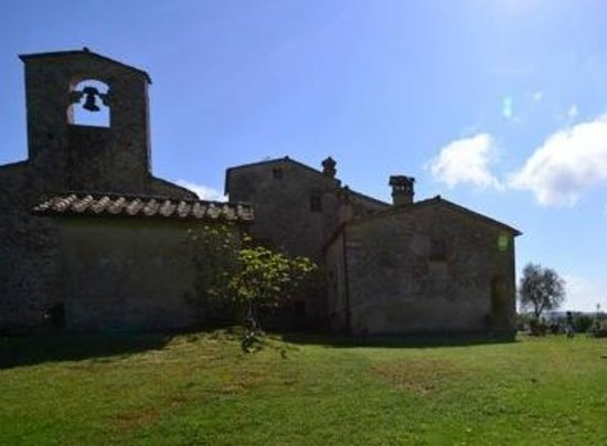 B&B La Canonica di San Michele: Ombre
