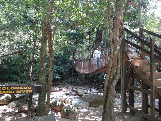 Province of Guanacaste, Costa Rica: Puente en Las Pailas