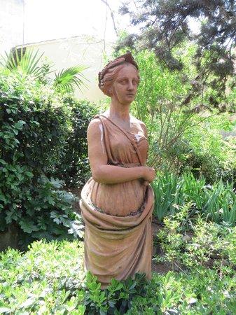 Hotel Villa Liana : Jardin