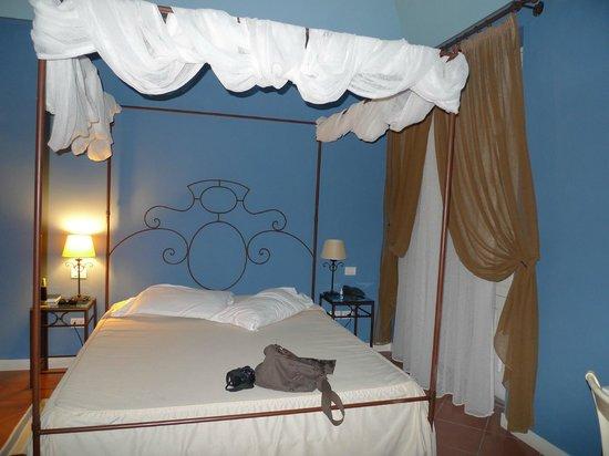 Etna Hotel: la chambre