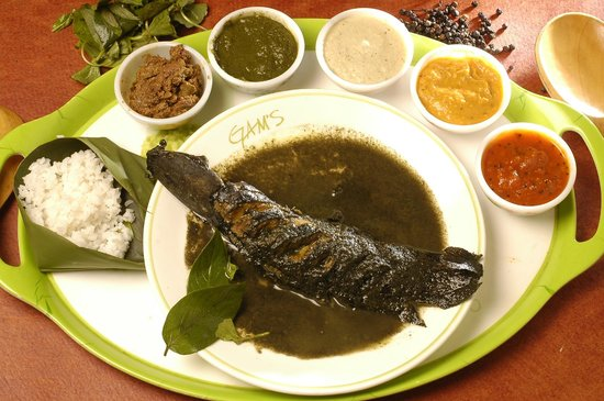 Magur fish with medicinal hurbs picture of delicacy for Assamese cuisine fish
